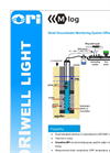ORI - Model Well light - Small Groundwater Monitoring System - Technical Data Sheet