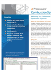 CombustionOpt – Basic Edition Brochure