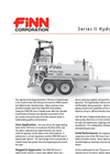 T-90 HydroSeeder - 800 Gallon Working Capacity Tank - Specification Sheet
