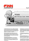 T-30 HydroSeeder - 335 Gallon Working Capacity Tank - Specification Sheet
