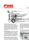 B-260 Straw Blowers - Shreds And Blows 20 Tons Of Straw Per Hour Specification Sheet