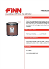 FINN E-Tack Additive System - Specification Sheet
