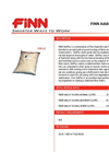 FINN StikPlus Additive System Specification Sheet