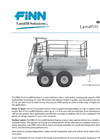 LF-120 HydroSeeder - Specification Sheet