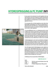 HydroSprigging & PC Pump Info - Brochure