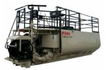 FINN HydroSeeder - Model T330 - 3,000 Gallon Working Capacity Tank