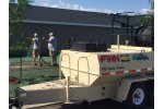 FINN HydroSeeder - Model T90 - 800 Gallon Working Capacity Tank