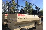 FINN HydroSeeder - Model T120S - 1,000 Gallon Working Capacity Tank