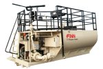 FINN HydroSeeder - Model T170 - 1,500 Gallon Working Capacity Tank