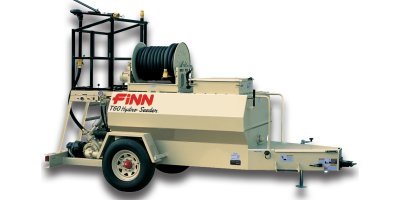 FINN - Model T60 - HydroSeeder - 600 Gallon Working Capacity Tank