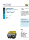 Tinytag Ultra - Model 2 - TGU-4020 - Indoor Temperature Data Logger Brochure
