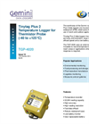 Tinytag Plus - Model 2 - TGP-4020 - Rugged Waterproof Temperature Data Logger Brochure