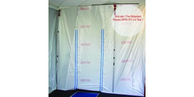 Americover - Model 6 mil - Fire Retardant Anti Static