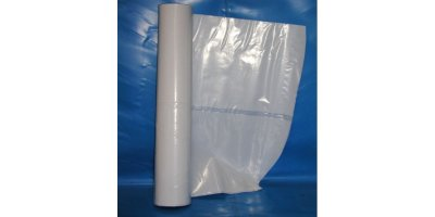 Americover - Model 4 mil - Fire Retardant White Poly Sheeting