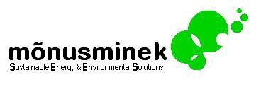 Mõnus Minek SEES - Sustainable Energy and Environmental Solutions