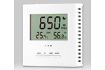 Model ZGw19 - Wall Mount CO2 monitor (HVAC+GreenHouse mode)