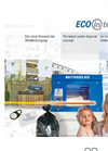 Eco Industry - Press Container – Brochure