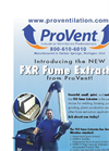 ProVent - FXR - Portable Fume Collector Brochure