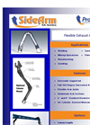 Side Arm Flexible Exhaust Arm Brochure