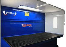 Uni-Wash - Model DDB - Wet Type Downdraft Benches