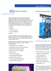 Pall Aria™ AP-Series Water Treatment Systems Data Sheet (PDF 163 KB)