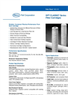 DFT Classic® Series Filter Cartridges Brochure (PDF 100 KB)