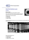 Hollow Fiber Ultrafiltration System Brochure (PDF 205 KB)