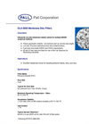 GLA-5000 Membrane Disc Filters Brochure (PDF 188 KB)