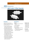 CMP Profile - II - Filter Capsules Brochure
