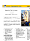 Model Pulse-Jet - Extended Baghouse Dust Collector Brochure