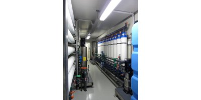 Ultrafiltration Plant
