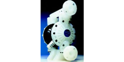 Verder - Double Diaphragm Pumps
