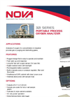 Portable Process Oxygen Analyzer 321 Series- Brochure