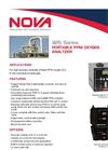 Portable PPM Oxygen Analyzer 325 Series- Brochure
