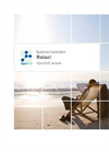 Relax - OpenTAS at work - Brochure