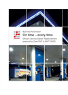 On time - every time: Efficient Service Station Replenishment