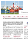 Optimized Ship Loading at Marine Terminal Immingham - Case Study