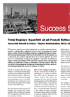 Total Deploys OpenTAS at all French Refineries - Case Study