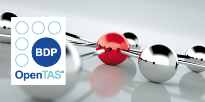 Implico OpenTAS - Version BDP - Business Data Processor