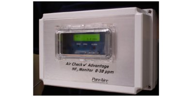 Air Check - Model Advantage - Nitrogen Trifluoride Gas Monitor