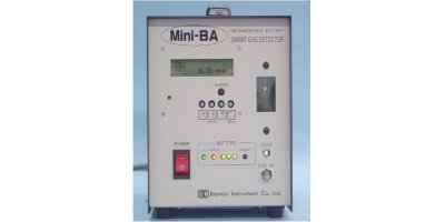 Model Mini-BA - Toxic Gas Portable Monitor