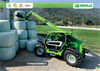 Turbofarmer - Model TF 38.7 120-CVTronic - Telehandlers- Brochure