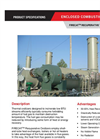 Aereon Firecat - Direct Fired Thermal Oxidizers - Product Datasheet