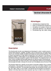 AEREON - Model CEMs - Sentinel Ultraviolet Flame Monitor - Brochure