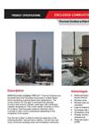FIRECAT - Thermal Oxidizers/ Afterburners Brochure