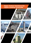 Vapor Control Systems for Liquid Loading Terminals Brochure
