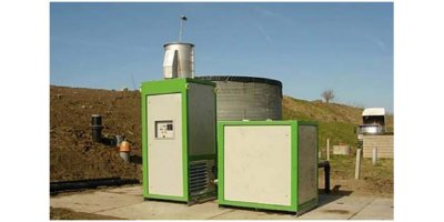 AEREON CEB - Model 50 - Certified Ultra-Low Emissions Burner