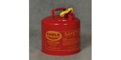 EAGLE - Model Type I UI-50-S - Safety Can, 5 Gal. Red