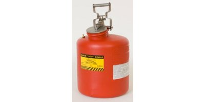 EAGLE - Model 1525 - Disposal Can, 5 Gal. Polyethylene - Red