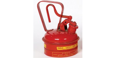 EAGLE - Model Type I UI-2-S - Safety Can, 1 Qt. Red
